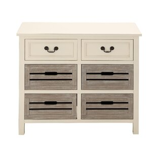 Cole & Grey 6 Drawer Accent Chest