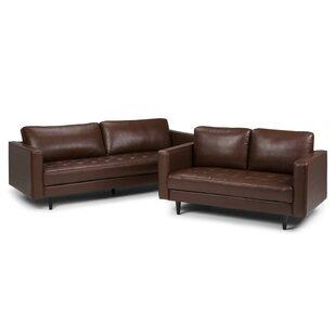 Simpli Home Blaine Configurable Living Room Set