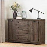 Avilla 4 Drawer 63.25'' W Combo Dresser