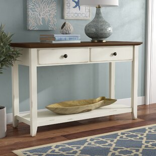Best Willow Console Table By Beachcrest Home