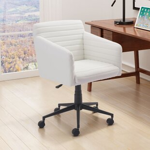 Review Finney Office Chair by Wrought Studio