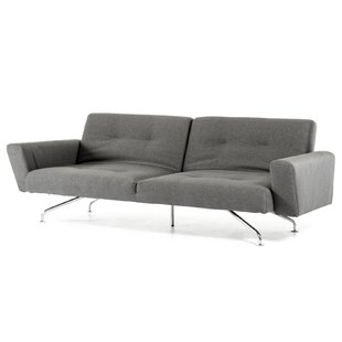Wade Logan Alsatia Living Room Sleeper Sofa