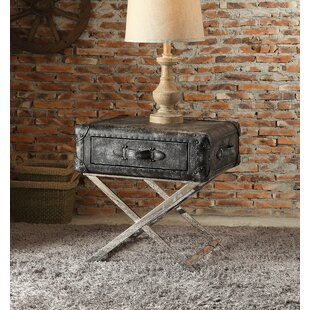 Loper End Table by 17 Stories