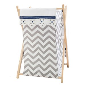 Out Of The Blue Laundry Hamper
