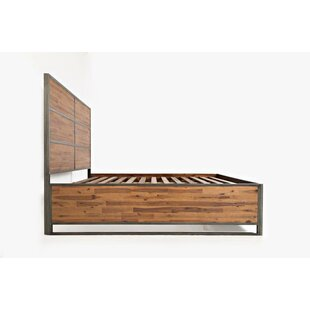 Abou Queen Storage Panel Bed By Gracie Oaks