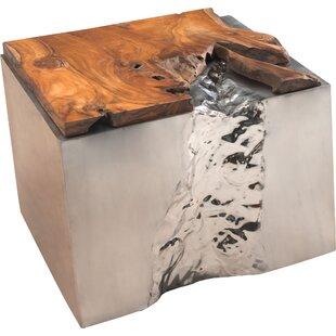 Shantelle Solid Wood Coffee Table by Orren Ellis