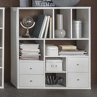 105cm Bookcase By Symple Stuff