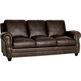 Gardner Leather Sofa