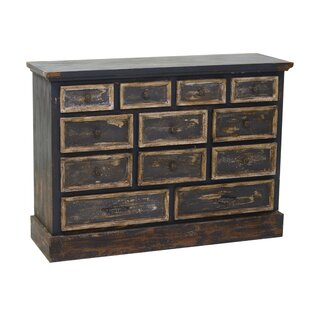 Breezewood 12 Drawers Chest By Rosalind Wheeler