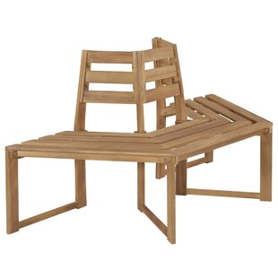 Mcreynolds Wooden Tree Seat By Sol 72 Outdoor
