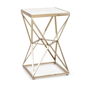 Calkins End Table by Ivy Bronx