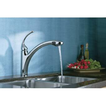 Kohler Sensate Touchless Kitchen Faucet With 15 1 2 In Pull Down Spout Docknetik R Magnetic Docking System And A 2 Function Sprayhead Featuring The New Sweep R Spray Wayfair