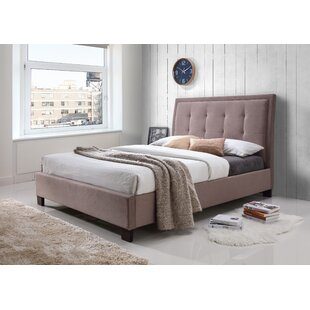 Ellis Upholstered Sleigh Bed By Brayden Studio