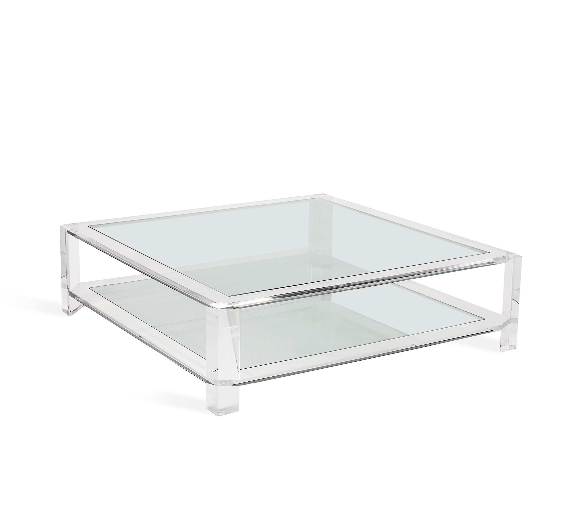 Interlude Surrey Coffee Table Wayfair