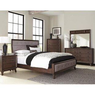 Asherton Upholstered Panel Bed