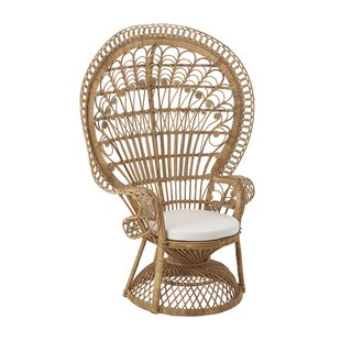 Bartleson Garden Chair With Cushion by Bay Isle Home