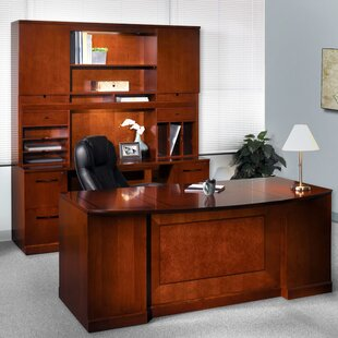 Sorrento 5-Piece Series Standard Desk Office Suite by Mayline Group Cheap