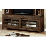 Harvard Solid Wood TV Stand for TVs up to 80 by Loon Peak®