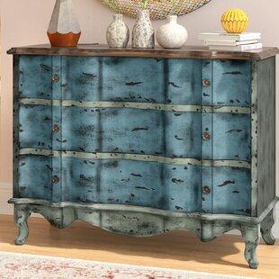 Devereau 3 Drawer Cabinet ByBungalow Rose
