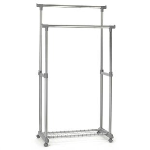 Grosso 83cm Wide Clothes Rack By Symple Stuff