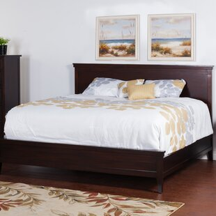 Gorgas Queen Panel Bed by Darby Home Co