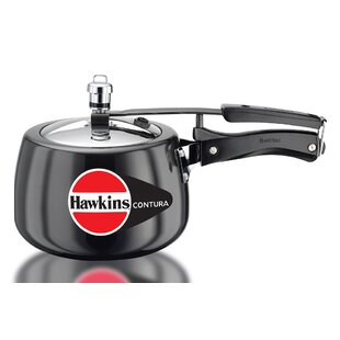 Hawkins Contura Hard Anodised Pressure Cooker