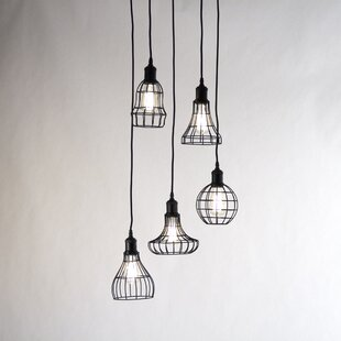 Zentique Giovanni 5-Light In door Pendant