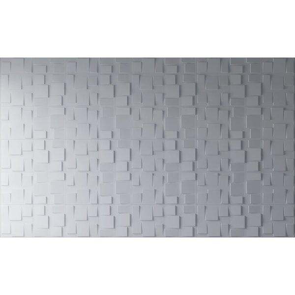 Meistarglobal 20 X 20 Vinyl Wall Paneling In White Wayfair