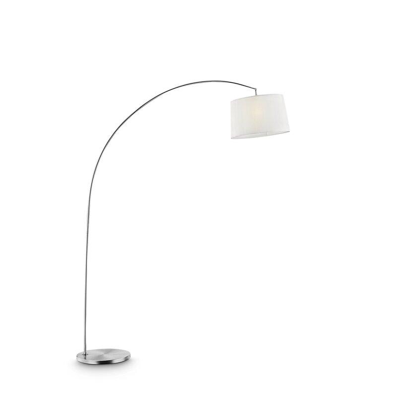 Ivy Bronx Forsberg 84 5 Arched Floor Lamp Reviews Wayfair