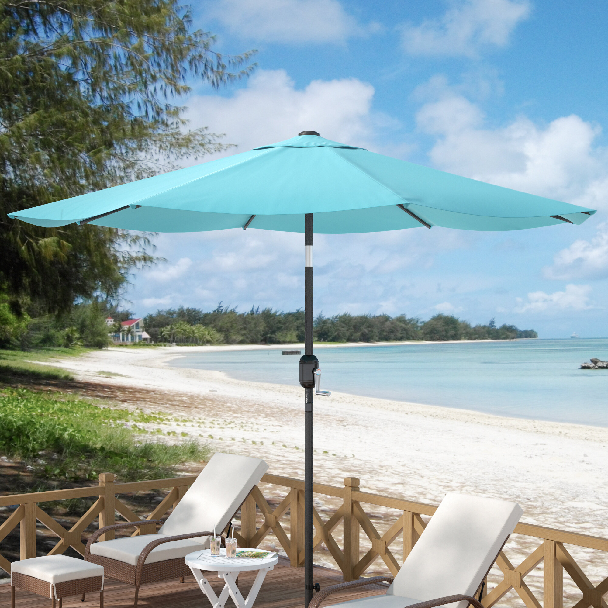 Replacement Umbrella Canopy | Wayfair