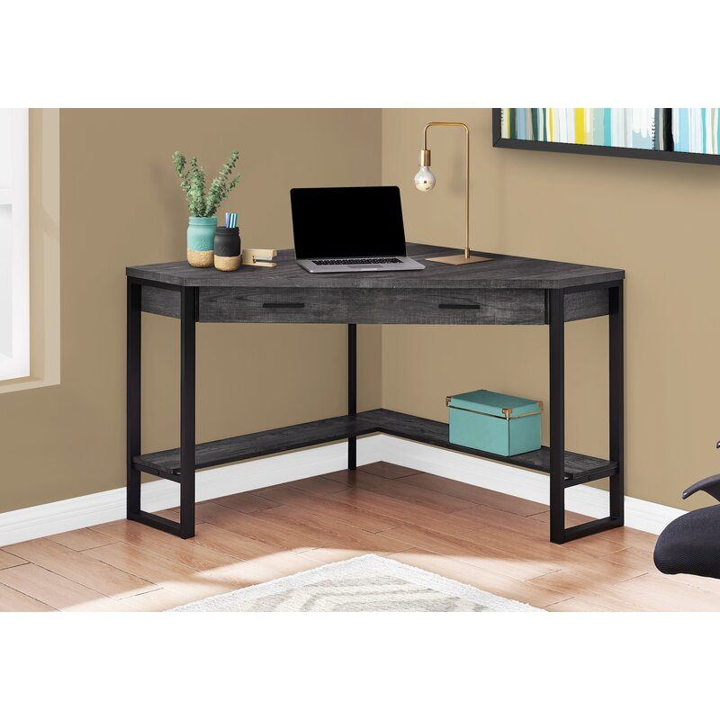 Ebern Designs Umaima Corner Desk Wayfair Ca