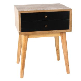 Price comparison Mia Wright End Table By Langley Street