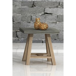Regent End Table by Union Rustic