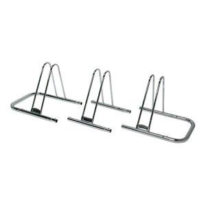 3 Bike Stand Freestanding Bike Rack