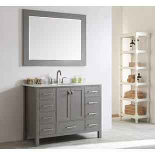 Pichardo 42 inch  Single Bathroom Vanity Set