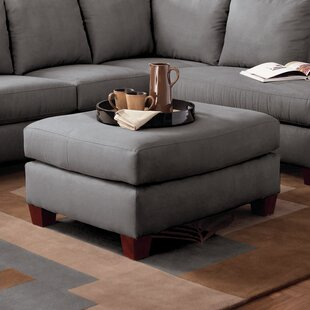 Klaussner Furniture Higgins Ottoman