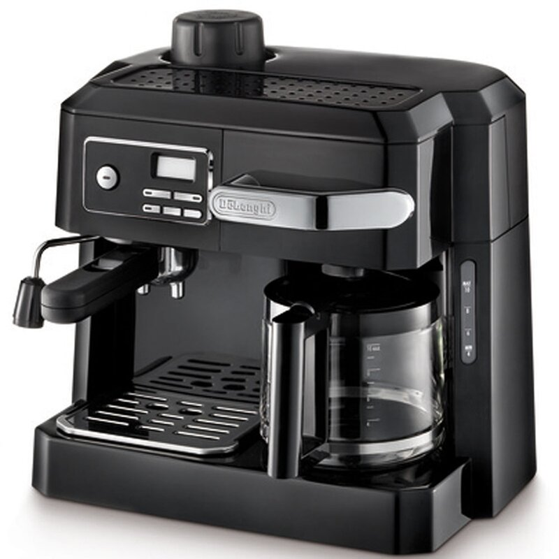 Combination Coffee Espresso Maker