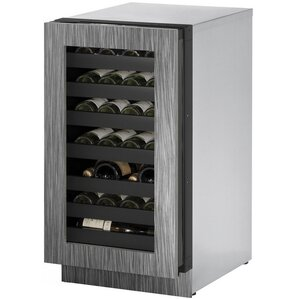 31 Bottle Wine Captain Single Zone Built-in Wine Cellar by U-Line