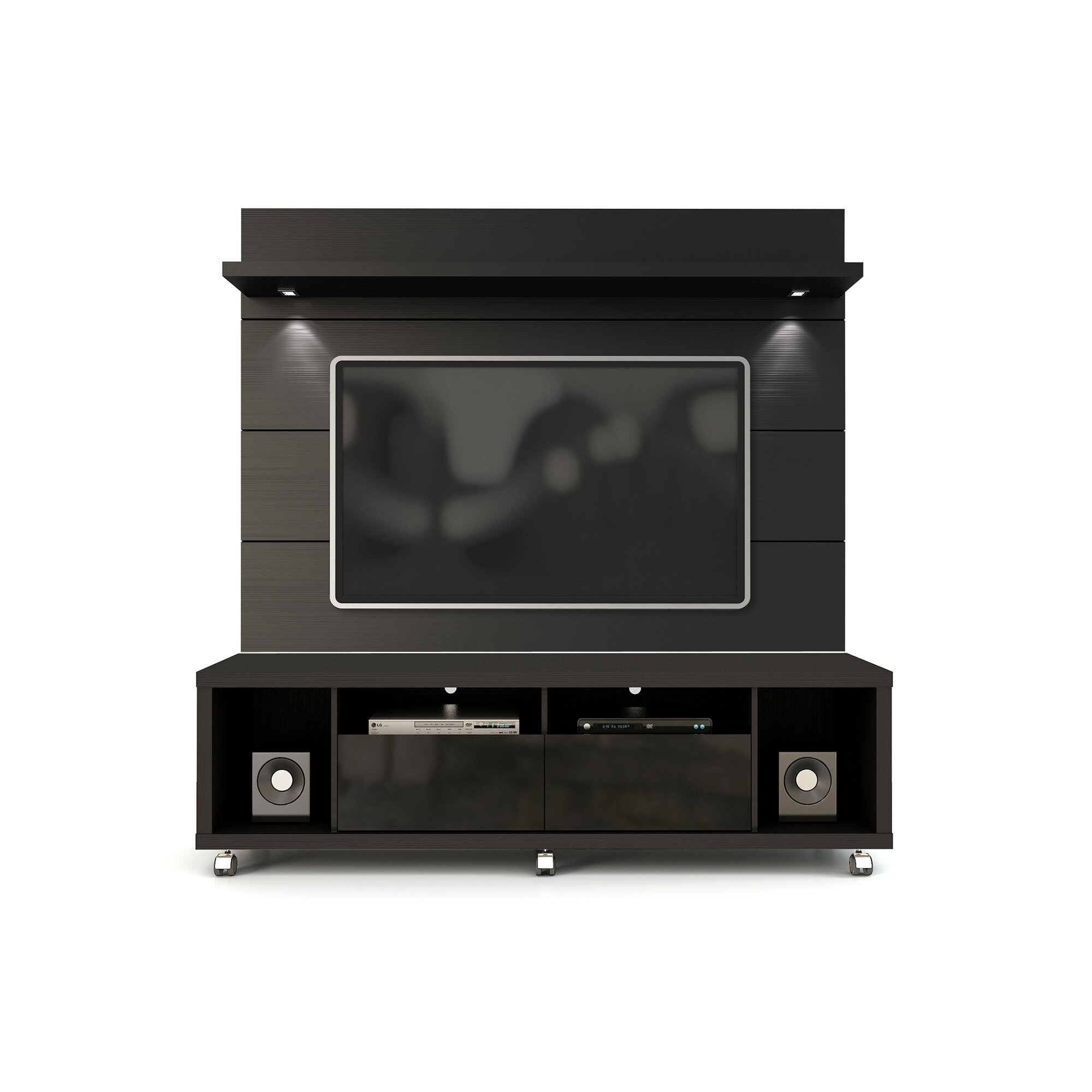 Brayden Studio Aghasi Tv Stand For Tvs Up To 78 Reviews Wayfair