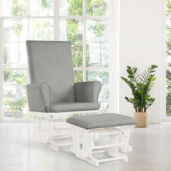 Rocking Chair With Ottoman Wayfair