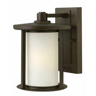 Latitude Run Wyckoff Outdoor Wall Lantern