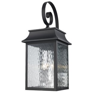 Alcott Hill Ericsson 3 Light Outdoor Wall Lantern