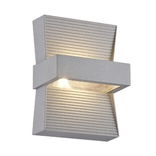 Looking for Marcel 1-Light Outdoor Flush Mount By Orren Ellis