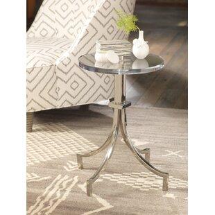 Bezu High End Table by Everly Quinn