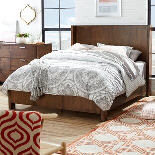 Ayaan Panel Bed by Ivy Bronx