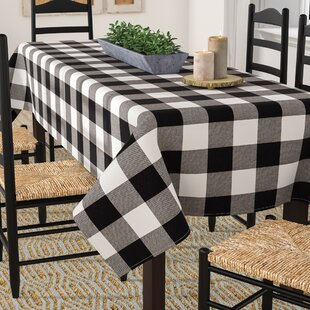 Farmersville Classic Buffalo Tablecloth