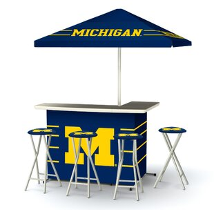 NCAA Deluxe Tiki Bar By Best Of Times