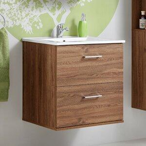Belfry Bathroom 60 cm Wandmontierter Waschtisch Monahans