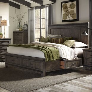 Sallie Storage Platform Bed