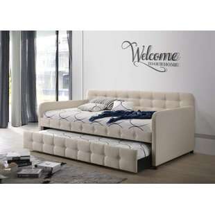 Seraphine Twin Daybed with Trundle